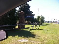 Bonita Lakes Sign