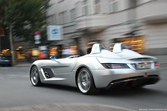 Mercedes SLR McLaren Stirling Moss (Michael | Photography) Tags: berlin slr mercedes moss stirling mclaren