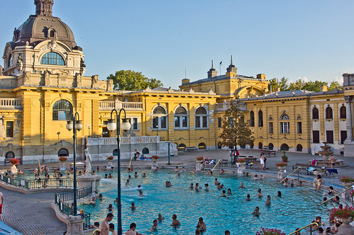 Szechenyi Bath and Spa