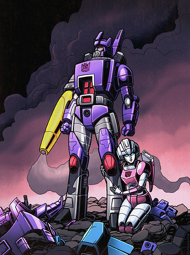 Galvatron: Heart of Darkness