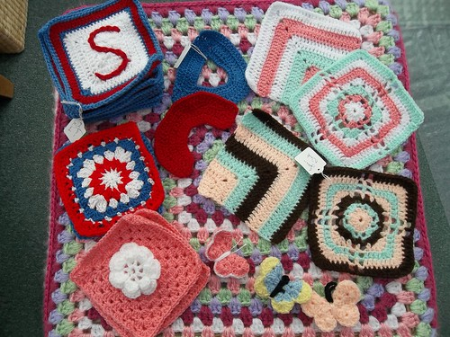jean nock (UK) Your Squares arrived today! Thank you!