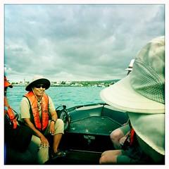 oct 18 - headed to puerto ayora