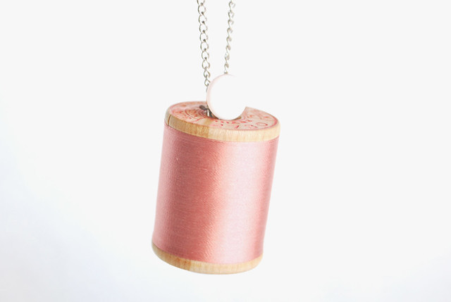 Spool Necklace