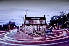 HAPPY HOUR (SheffieldStar) Tags: longexposure island pub sheffield yorkshire centre magritte rushhour happyhour ranmoor publichouse ranmoorinn silentfoto