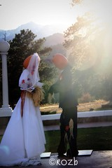 The Wedding (rockymountainroz) Tags: stanleyhotel estesparkcolorado