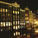 Evening Windows of Amsterdam