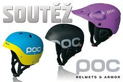 Vyhlášení soutěže o přilby a trika POC