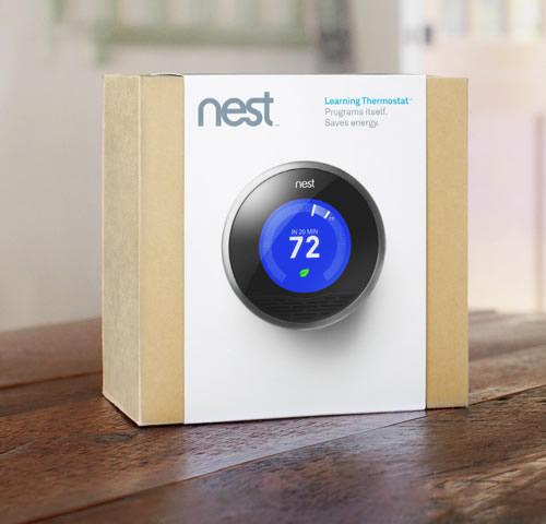 Nest恒温器 苹果前设计师的新作