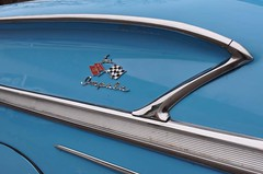 """Factory 348 Tri Power 1958 Impala • <a style=""""font-size:0.8em;"""" href=""""http://www.flickr.com/photos/85572005@N00/6284379024/"""" target=""""_blank"""">View on Flickr</a>"""