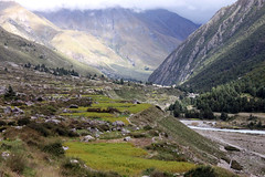 Chitkul- The Valley  ~ on Explore 10/25/2011 #100 (Thank you So much my Friends) (Sandeep Santra) Tags: landscape niceshot village valley himachalpradesh chitkul explored incredibleindia mygearandme blinkagain