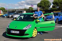 Clio RS circuit 8