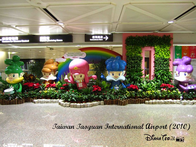 Taiwan Taoyuan International Airport 03