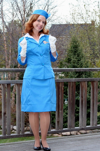 Pan Am Costume!