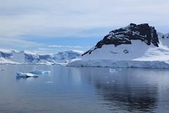 Gerlache Strait, Antarctica (Liam Quinn) Tags: mountains ice antarctica glaciers antarcticpeninsula gerlachestrait grahamland