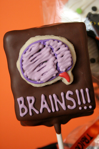 Brains S'more Pop.