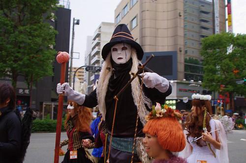 KAWASAKI HALLOWEEN 2011 Parade IMGP8267