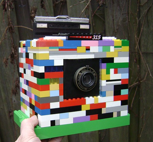 Cool-Baby Lego camera 4 x 5 by cool-baby