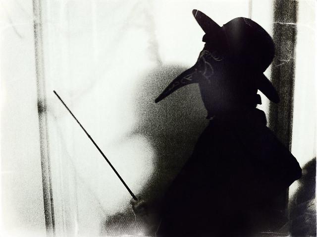 The Plague Doctor - H.o.p. Halloween 2011