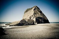 private beach cali (jrose152) Tags: ocean california beach rock private boulder explore explored
