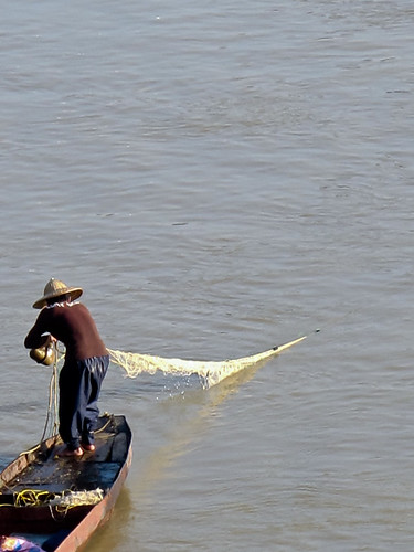 Fisherman at Hekou