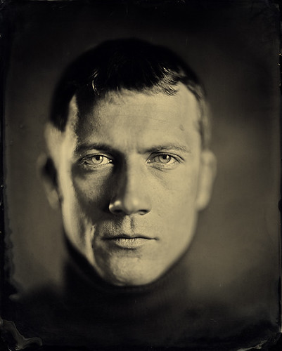 Man, Juat Man by unrealalex (www.ambrotype.ru)