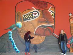 Urban Art (Tigris mar) Tags: parque girls streetart sopaulo ibirapuera