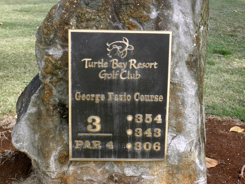 Turtle Bay Colf Course 147b