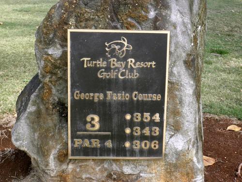 Turtle Bay Colf Course 147b
