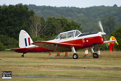 G-BCIH - WD363 - C1 0304 - Private - De Havilland DHC-1 Chipmunk 22 - Panshanger - 110522 - Steven Gray - IMG_6441