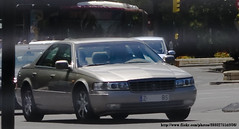 2000 Cadillac Seville STS (Spanish Coches) Tags: 2000 seville cadillac sts