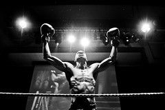 Winner!!! (andriuXphoto) Tags: bw lights kick ne ring gloves winner boxing taip ne2 taip2 taip5 taip10 taip3 taip4 taip6 taip8 taip9 fotofiltroauksas