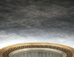 Ceiling, War Memorial Opera House (jhitzeman) Tags: sanfrancisco ceiling guesswheresf operahouse foundinsf warmemorialoperahouse gwsf