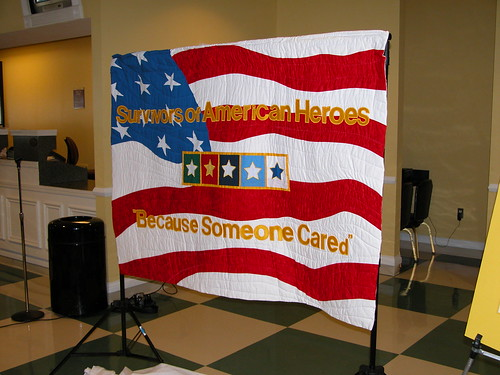 Survivor's Day Quilt