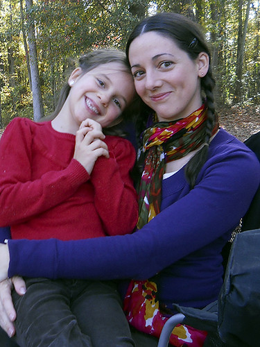 Aria and I