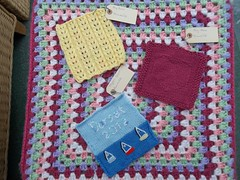 BrendaS2 (UK) Your Squares arrived today! Thank you! (MRS TWINS/SIBOL 'Sunshine International Blankets) Tags: squares elderly blankets sibol