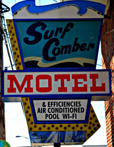 surf comber motel, wildwood, nj