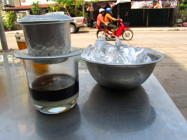 Laos Iced Coffee