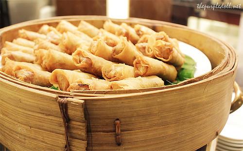 Shanghai Rolls
