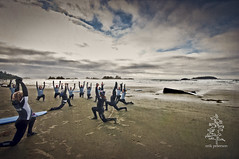 OmTown Yoga and Surf Retreat (erik g peterson) Tags: rain yoga hotel surf surfing lodge resort tofino westcoast pacificrim middlebeachlodge erikpeterson
