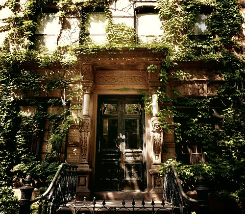 Ensconced - St. Mark's Place Brownstone - East Village - New York City