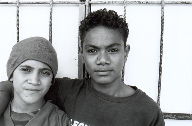 Tongan Boys