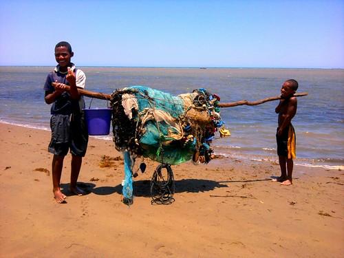 Jeunes pêcheurs