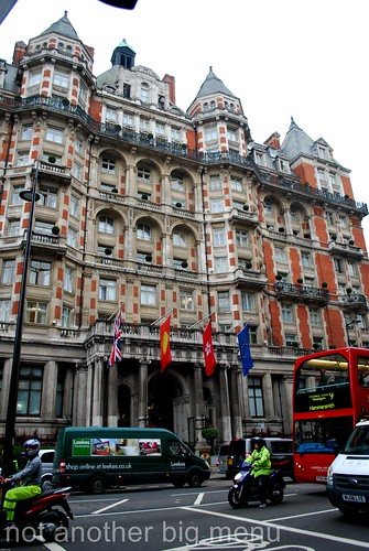 Mandarin Oriental Hotel, Knightsbridge, London