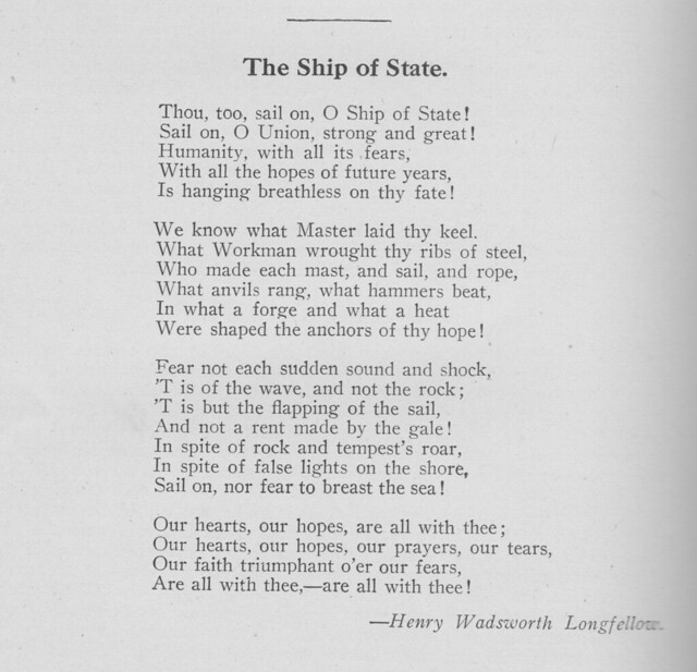 The Ship of State (c. 1925)
