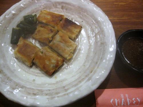 練馬野菜餃子@茶平(桜台)