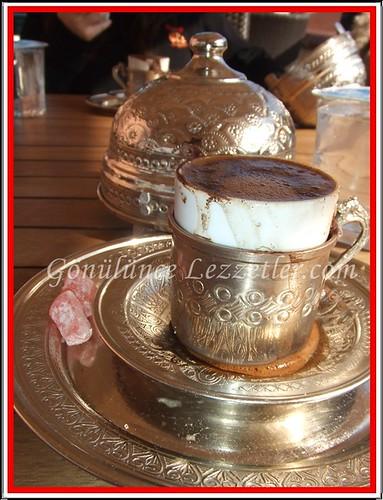 aytende türk kahvesi