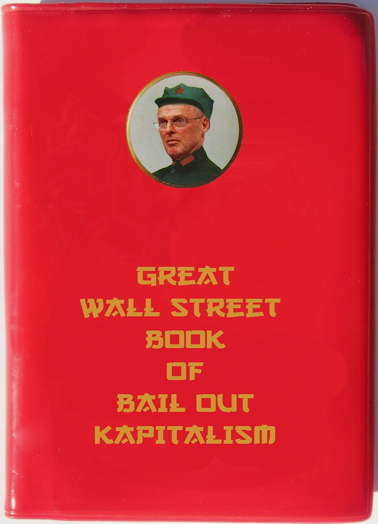 BOOK OF BAILOUT KAPITALISM