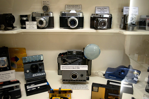 camera collection, beck isle museum, pickering