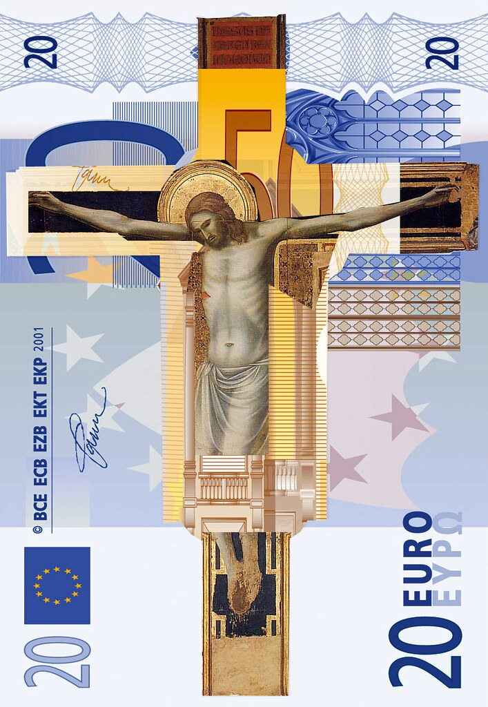 EURO CRUCIFIX