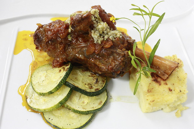 Meat 2 - Lamb Shank Osso Buco